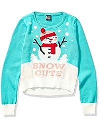 Girls' Ugly Christmas Sweater