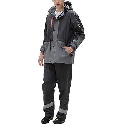 Traje de lluvia de moda, 2 unidades, chubasquero (conjunto ...