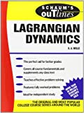 Schaum's Outline of Lagrangian Dynamics, Wells, Dare A., 0070692580