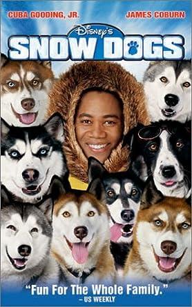 Amazon Snow Dogs Vhs Cuba Gooding Jr James Coburn Sisq