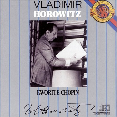 Price comparison product image Horowitz: Favorite Chopin