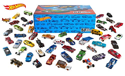 Hot Wheels 50 Pack (Styles May Vary) from Hot Wheels