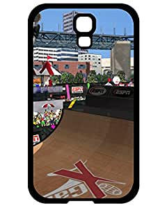 Flash Case For Galaxy4's Shop Discount Excellent Design Case Cover - ESPN X Games Skateboarding Samsung Galaxy S4 8387456ZA678071205S4