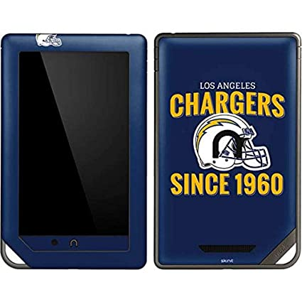 amazon com nfl los angeles chargers nook color nook tablet by