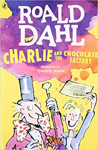 charlie and the chocolate factory roald dahl quentin blake  charlie and the chocolate factory roald dahl quentin blake 9780142410318 com books