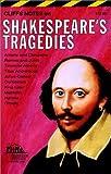 Shakespeare's Tragedies, Cliffs Notes Staff, 0822000881