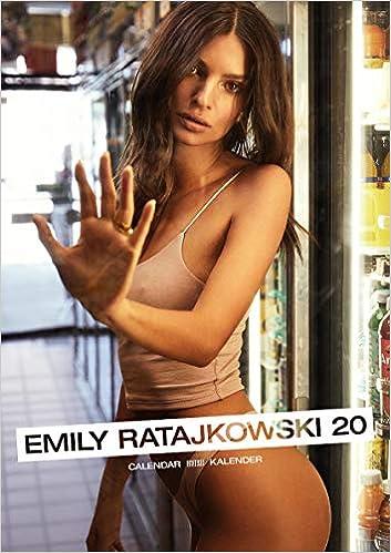 Calendrier 2020 De Clara Morgane.Amazon Fr Emily Ratajkowski 2020 Calendar Emily