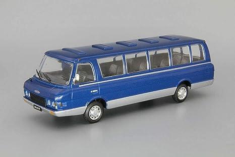 Zil 118K 1970 Bus RUS8G Car 1//43 Ixo Déagostini Russian USSR