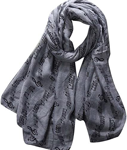 Jonecal Women/'s Fashion Fringed Printed Scarf Cotton Parisian Shawl Beach Towel
