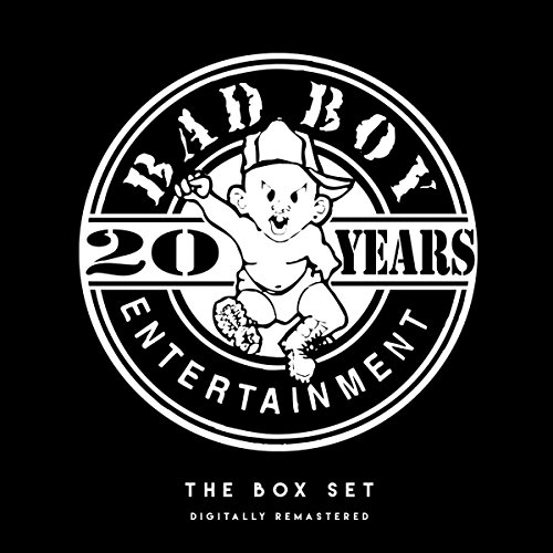 Bad Boy 20TH Anniversary Box Set Edition (5CD) (Collection Hip Hop)