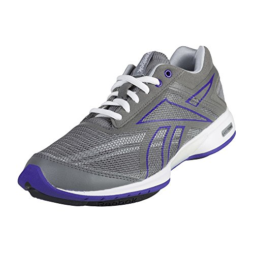 Reebok – Easytone Reenew Iii – m44779 – Color: Grey-Violet-White – Size: 7.5