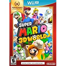 Nintendo Selects: Super Mario 3D World - Wii U