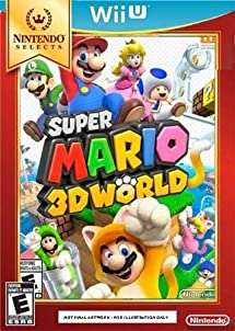 Nintendo Selects: Super Mario 3 D World by Nintendo