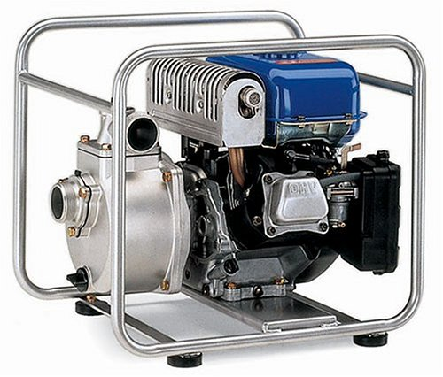 Yamaha 2-Inch Water Pump with 4 HP Engine #YP20G by Yamaha