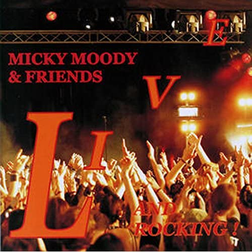 Amazon.com: Micky Moody and Friends Live: Micky Moody: MP3