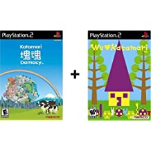2 Game Combo - Katamari Damacy & We Love Katamari