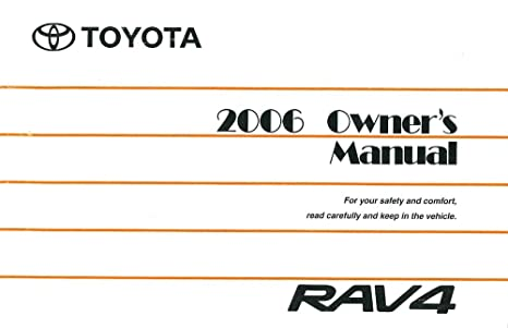 amazon com bishko automotive literature 2006 toyota rav4 owners rh amazon com 2001 toyota camry operators manuals 2008 toyota tacoma operators manual