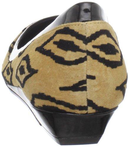 Bcbgeneration Vrouwen Alonsa Vlakke Tribal Leopard