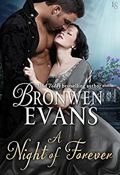 A Night of Forever: A Disgraced Lords Novel (The Disgraced Lords Book 6) by [Evans, Bronwen]