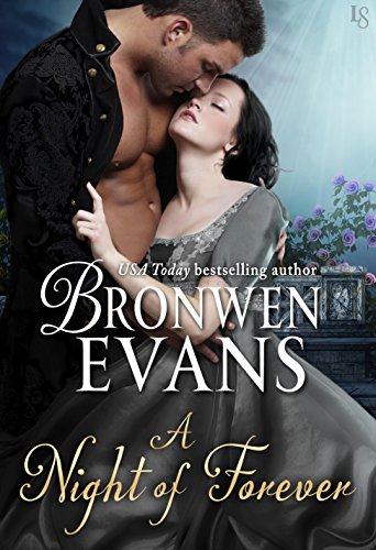 A Night of Forever: A Disgraced Lords Novel (The Disgraced Lords) by [Evans, Bronwen]