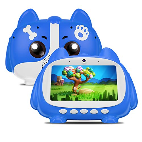 Kids Tablet, 7 inch Android Tablet for Kids, Children Tablet with Learning & Training Games WiFi Google Play Parental…