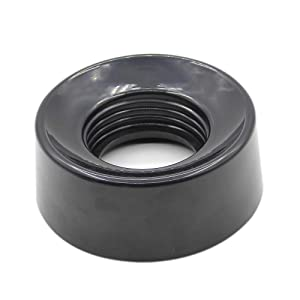 Replacement Part for Cuisinart Blender SPB-7CH-LR Collar, Locking Ring Black