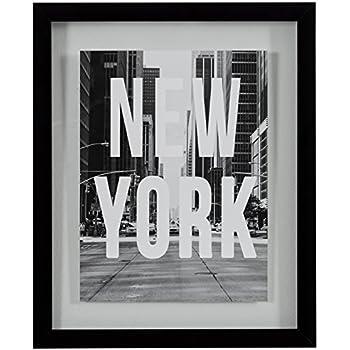 aa874eec5590 Amazon.com  Wieco Art Brooklyn Bridge Night View 5 Panels Modern ...