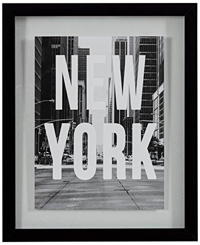 new york black and white art - 9