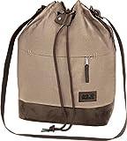 Jack Wolfskin Sandia Bag Hiking Daypacks, Beige, One Size