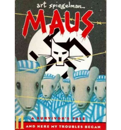 [(Maus II: A Survivor's Tale - And Here My Troubles Began )] [Author: Art Spiegelman] [May-2000] pdf epub