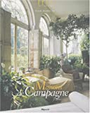 img - for Maisons de Campagne book / textbook / text book