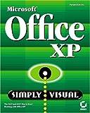 Microsoft Office XP Simply Visual, Elizabeth Eisner Redding and Kathryn Toyer, 0782140041