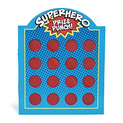 Superhero Prize Punch Game 16 -