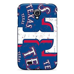 New Texas Rangers Tpu Skin Case Compatible With Galaxy S4