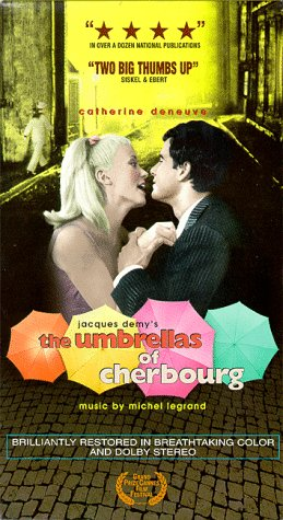 UPC 720917011974, The Umbrellas of Cherbourg [VHS]