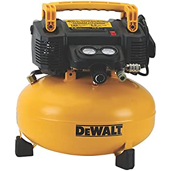 DEWALT DWFP55126 6 Gallon Pancake Air Compressor