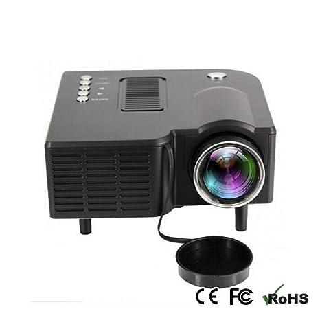 XC Proyector De Video De 1080P HD LED Proyector, Juego De Cine En ...