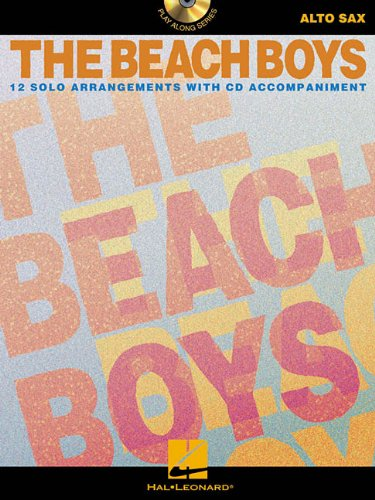 - The Beach Boys: The Beach Boys - Instrumental Play-Along Pack for Alto Sax
