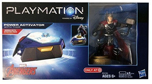 Playmation Power Activator with Thor - Exclusive