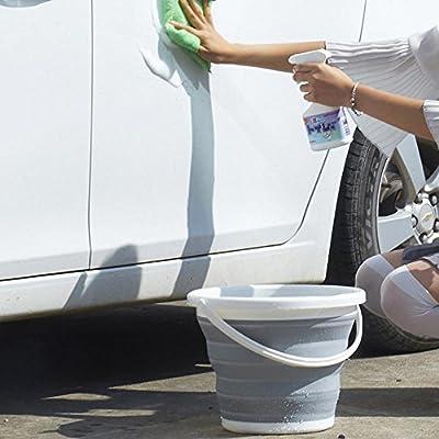 basin aperitivos almacenamiento para el hogar para productos de ba/ño multifuncional verduras y al aire libre residuos Pawaca Cuenco plegable port/átil de silicona frutas