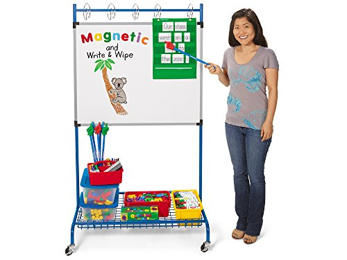Lakeshore Teach & Store Chart Stand by Lakeshore Learning Materials