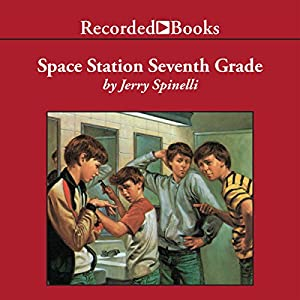 Space Station Seventh Grade Audiobook