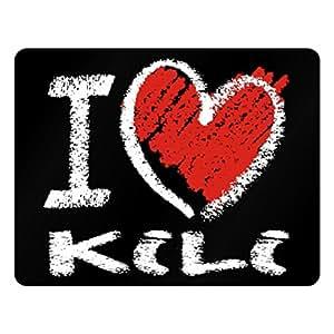 Idakoos I love Kili chalk style - Cities - Plastic Acrylic
