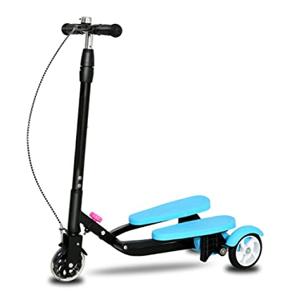 Amazon.com : HBC Scooter 3 Wheel Childrens Pedal Car ...
