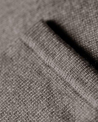 mere 100 Maglione Pullover Cash Da Cachemire Sweater ch xxl xs A Mélange Girocollo Donna Taupe UwxBzIdqB