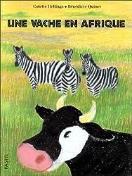 Une vache en Afrique