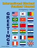 International Student Seminar Manual, Montgomery College Staff, 0757522327