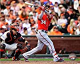 "Bryce Harper Washington Nationals 2014 NLDS Game 3 HR Photo (Size: 8"" x 10"")"