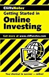 img - for CliffsNotes Getting Started in Online Investing (Cliffsnotes Literature Guides) book / textbook / text book