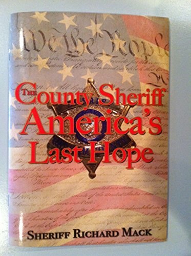 6 Copies of County Sheriff: America's Last Hope for One Shipping Charge